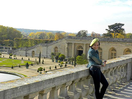 Versailles Palace gardens, Paris